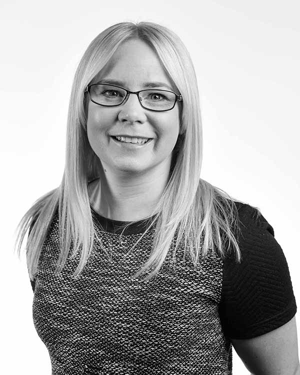 Lisa Fildew - Project and Risk Manager
