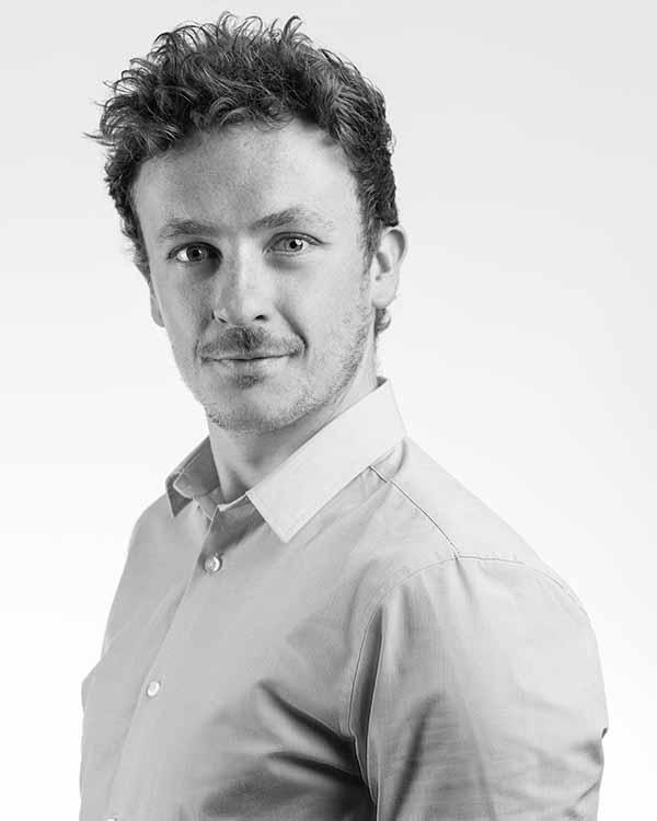 Luke Johnson - Marketing Manager