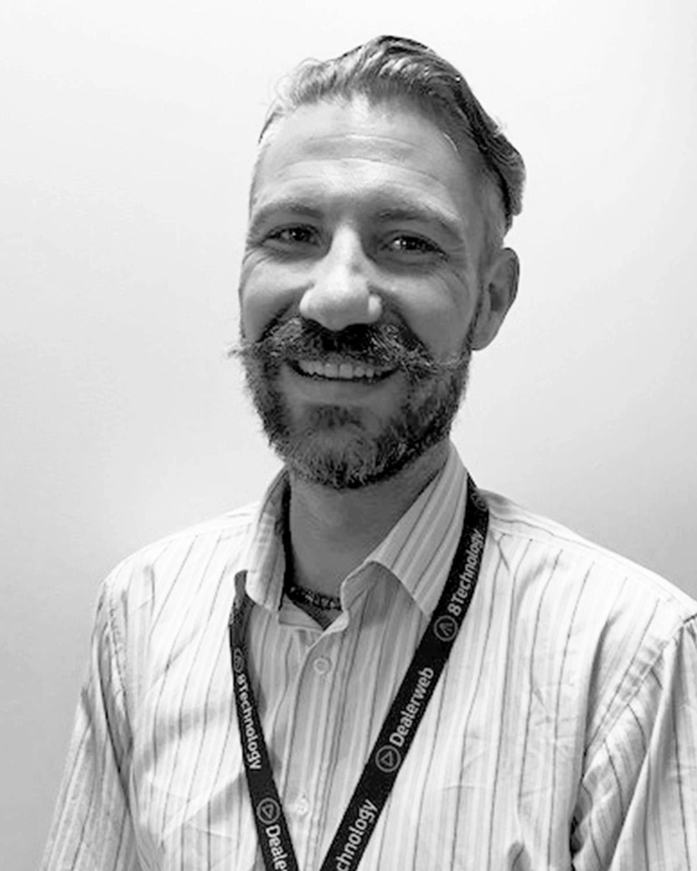 Mark Abbs - Support Analyst